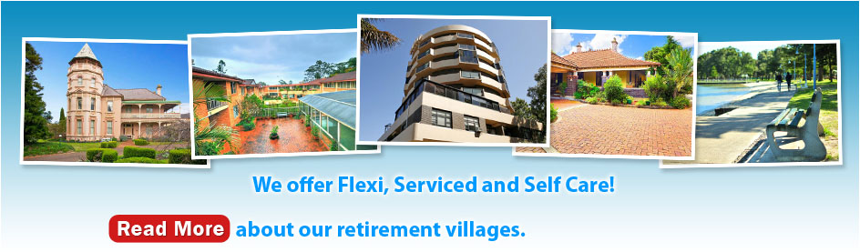 We offer Flexi, Serviced and Self Care Appartments